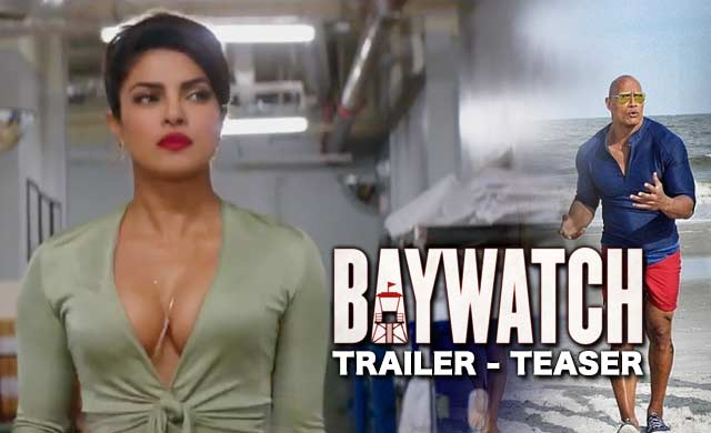 Baywatch Official Trailer Teaser
