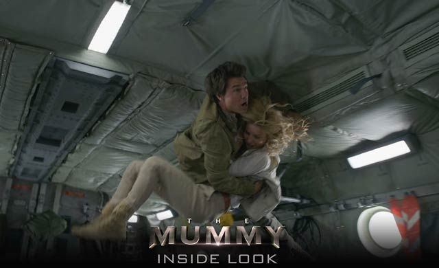 The Mummy  Inside Look
