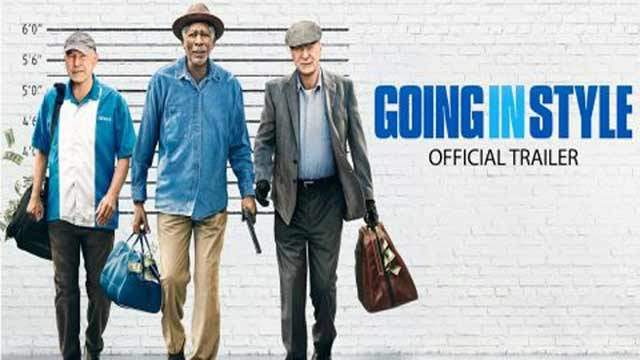 GOING IN STYLE  Official Trailer