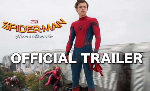 Spider Man Homecoming OFFICIAL Trailer