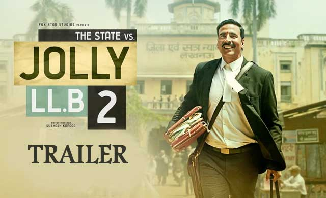 Jolly LLB 2 Official Trailer