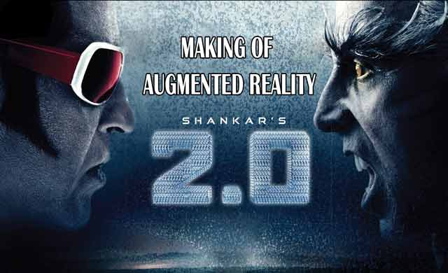 2.0 Making of Augmented Reality