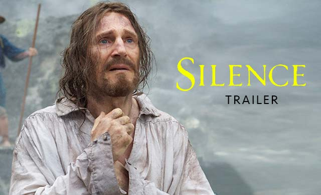 Silence Official Trailer