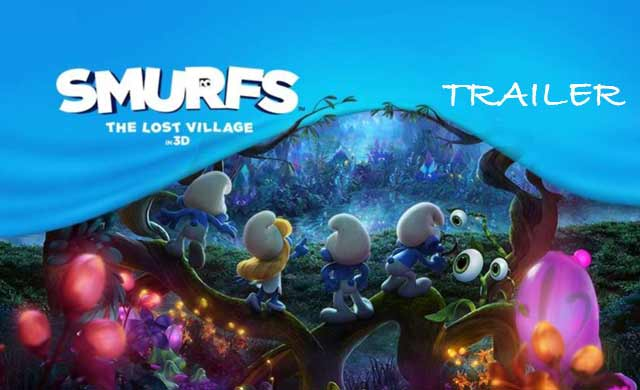 SMURFS THE LOST VILLAGE  Official Trailer