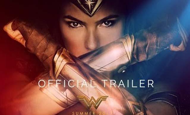 Wonder Woman New Trailer