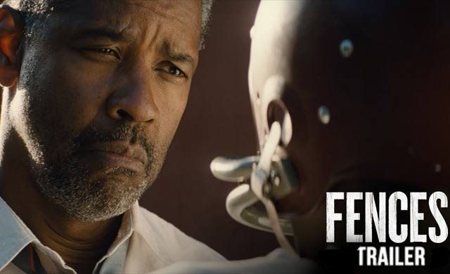 Fences Movie Trailer