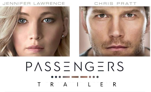PASSENGERS Official Trailer