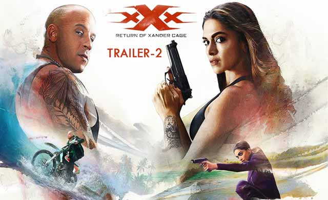 xXx Return of Xander Cage  New Trailer