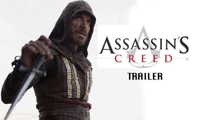 Assassins Creed  Official Trailer 2