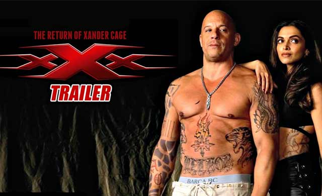 xXx: Return of Xander Cage Official Trailer 2