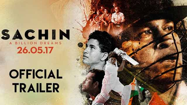 Sachin A Billion Dreams Official Trailer