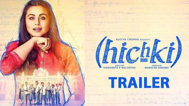 Hichki Trailer