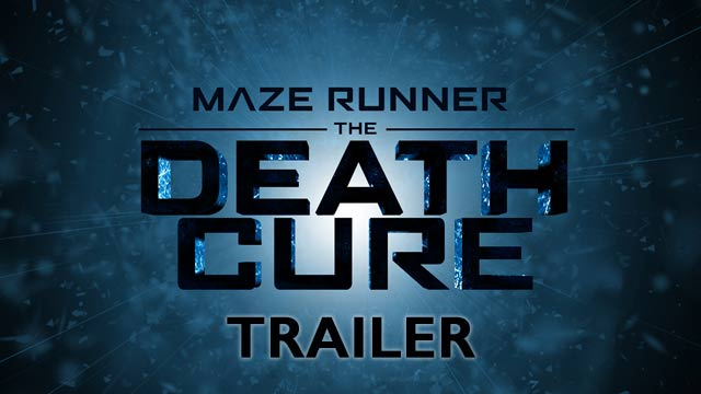Maze Runner - The Death Cure Trailer