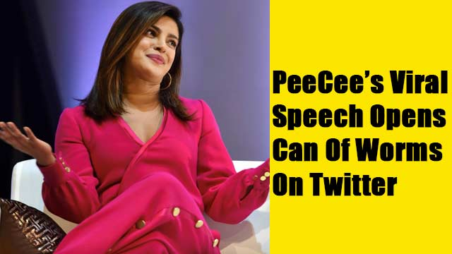 PeeCee's Viral Speech Opens Can Of Worms On Twitter