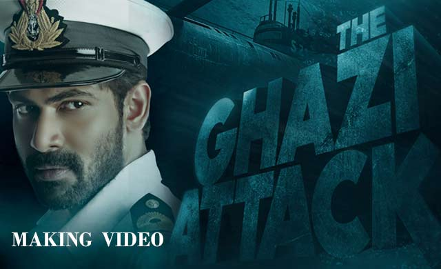 The Ghazi Attack Making Video