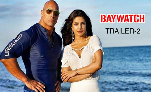 Baywatch Official Trailer 2