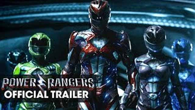 Power Rangers Official Trailer 2017 Movie