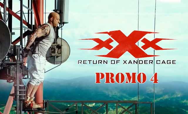 xXx: Return of Xander Cage Promo 3