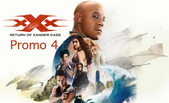 xXx  Return of Xander Cage Promo 4