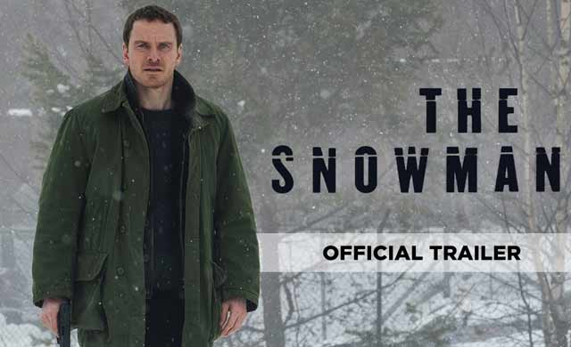 The Snow Man Trailer