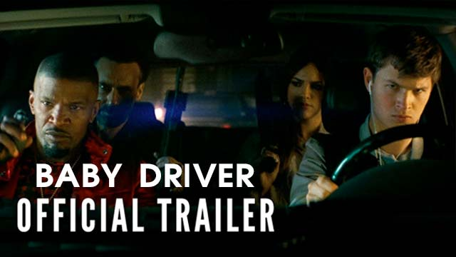 BABY DRIVER Official Trailer