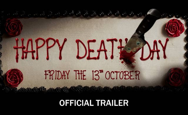 Happy Death Day - Official Trailer