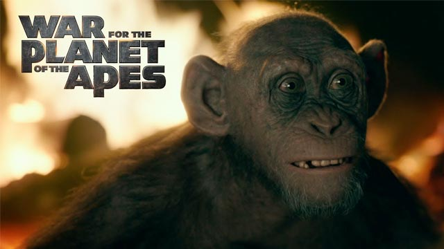 War for the Planet of the Apes - Meeting Bad Ape
