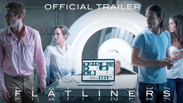FLATLINERS Official Trailer