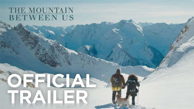 The Mountain Between Us  Official Trailer