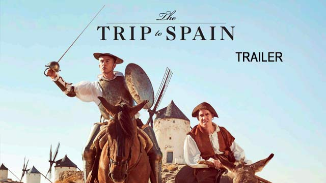 The Trip to Spain Official Trailer