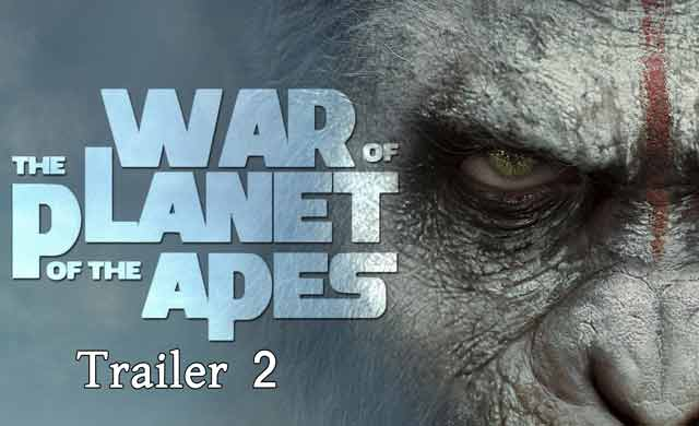 War for the Planet of the Apes Official Trailer 2