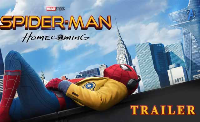 SPIDER MAN HOMECOMING Official Trailer 2
