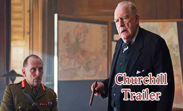 Churchill International Trailer