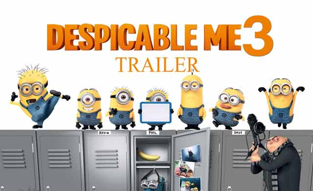 Despicable Me 3 Official Trailer 2