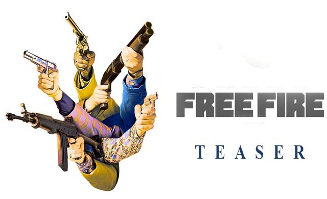 FREE FIRE  OFFICIAL TEASER