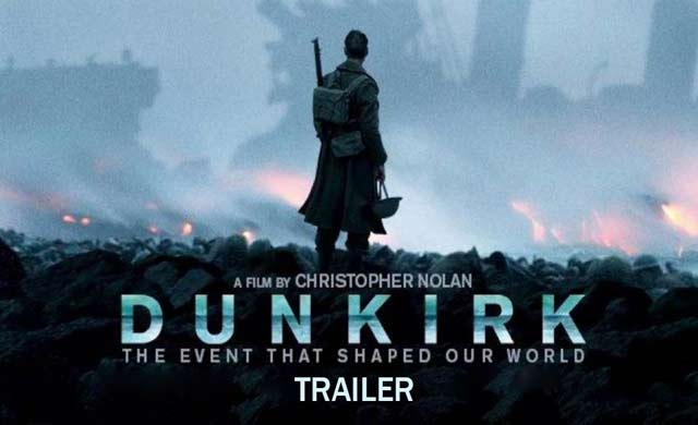 Dunkirk Official Main Trailer