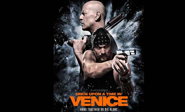 Once Upon a Time in Venice Trailer