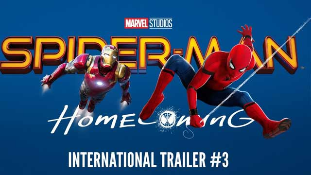 Spider-Man: Homecoming International Trailer-3