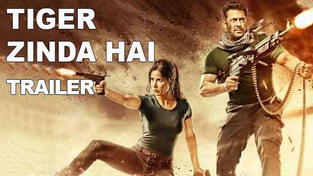 Tiger Zinda Hai Official Trailer