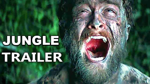 Jungle Official Trailer