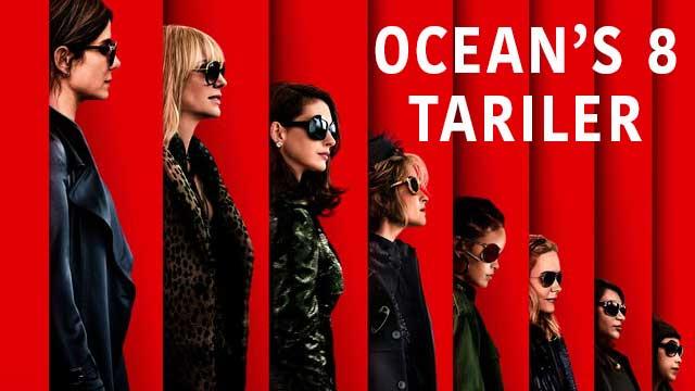OCEAN'S 8 - Main Trailer