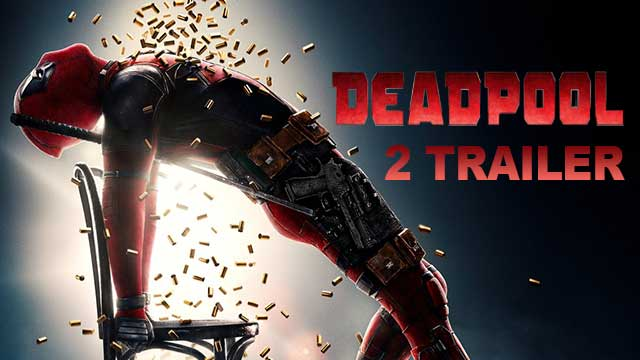 Deadpool, Meet Cable Trailer