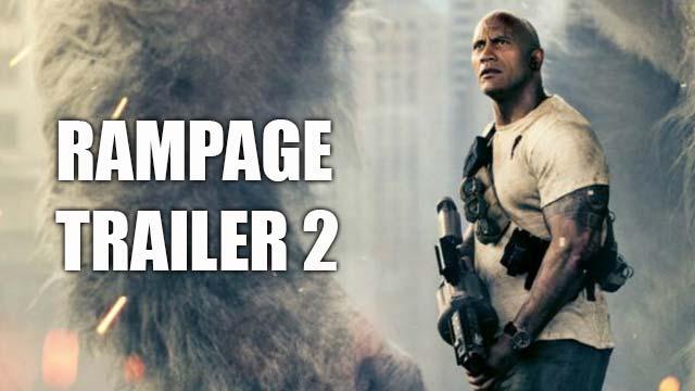 Rampage Trailer 2