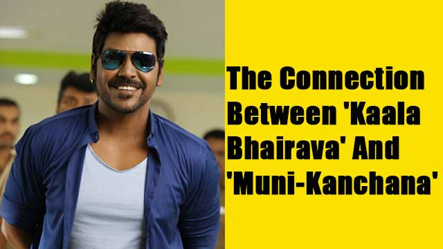 The Connection Between 'Kaala Bhairava' And 'Muni-Kanchana'