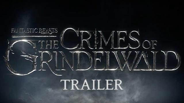 Fantastic beasts-the crimes of grindelwald trailer