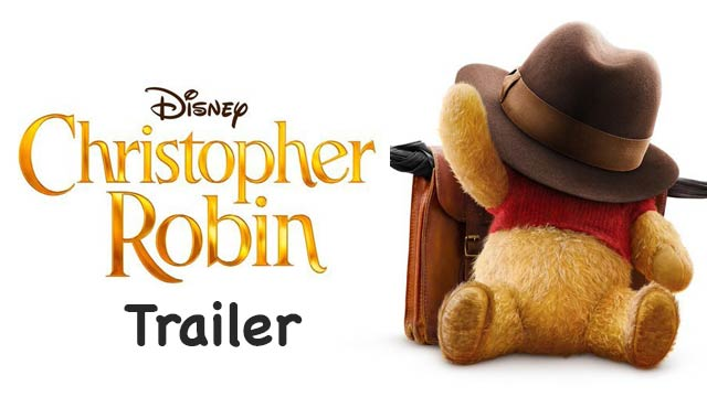 Christopher Robin Teaser Trailer