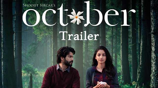 October Trailer